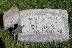 Jeremiah A. William Wilson