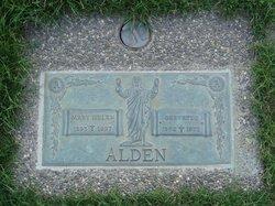Agnes Gertrude Alden