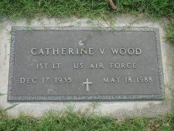 Catherine V Wood