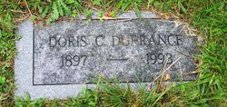 Mary Doris <i>Calfee</i> Durrance