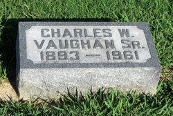 Charles W. Vaughan, Sr