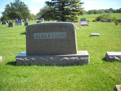 Mary <i>Moxley</i> Albertson