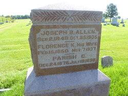 Florence K. <i>Nichols</i> Allen