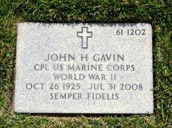 John Homer Gavin