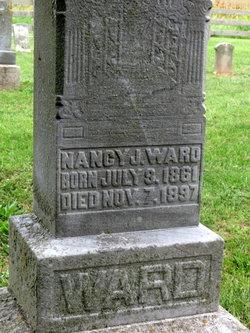 Nancy J. <i>Arterberry</i> Ward