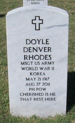 Sgt Doyle Denver Rhodes