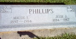 Maude Eleanor <i>Dimpel</i> Phillips