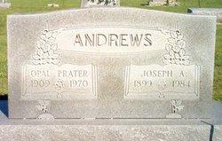 Opal <i>Prater</i> Andrews