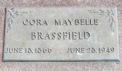 Cora Maybelle <i>Lamson</i> Brassfield