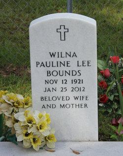 Wilna Pauline <i>Lee</i> Bounds