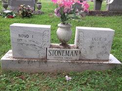 Lillie Belle <i>Alley</i> Stoneman