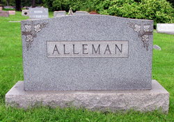 Alta W <i>Manypenny</i> Alleman