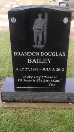 Brandon Douglas Bailey