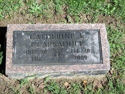 Catherine L Clapsaddle