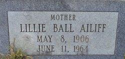 Lillie Mae Ailiff