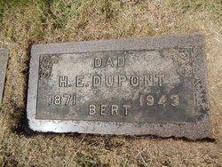 H E Bert Dupont