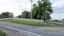 Newtown Baptist Cemetery