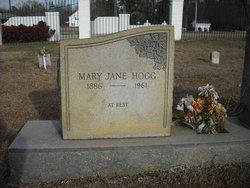 Mary Jane <i>Brewer</i> Hogge