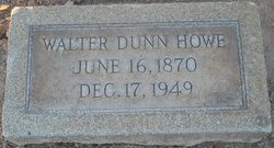Judge Walter Dunn Howe
