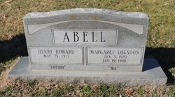 Margaret Ma <i>Logsdon</i> Abell