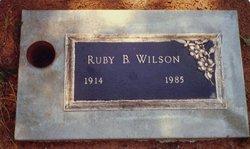 Ruby Beatrice Bea <i>Hardy</i> Wilson