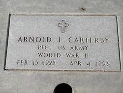 Arnold L Carterby