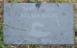 Bill Lee Adams