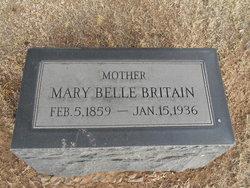 Mary Belle <i>Wade</i> Britain