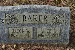 Jacob Walter Baker, Jr