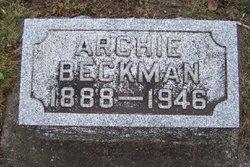 Archie Beckman
