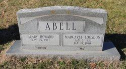 Henry Howard Cotton Abell