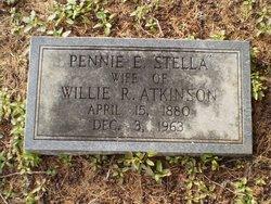 Pennie Estella Stella <i>Byrd</i> Atkinson