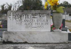 Alice <i>Prejean</i> Breaux