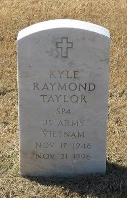 Kyle Raymond Taylor