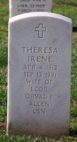 Theresa Irene Allen