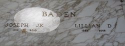 Lillian Sis <i>Reich</i> Baden