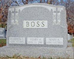 Henry Herman Boss