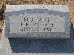 Elo (August) Witt