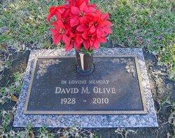 David Monroe Olive