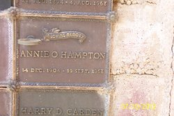 Annie Orr <i>MacDougall</i> Hampton
