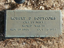 Robert D Bodycomb