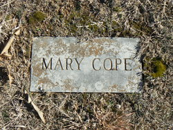 Mary Cope