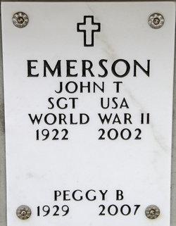 Peggy <i>Babcock</i> Emerson