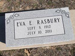 Eva Ella <i>Walker</i> Rasbury