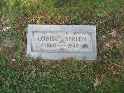 Louise <i>Tietkemeier</i> Spreen