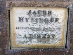 Jacob Jake Hysinger