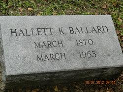 Hallett Kit Ballard
