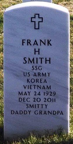 Frank Herbert Smith
