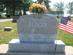 Mary Ellen Andi <i>Jaquith</i> Brown