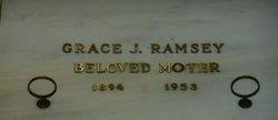 Grace Juanita <i>Johnson</i> Ramsey